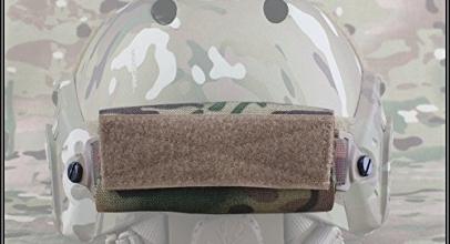 Accesorios casco táctico