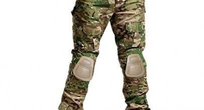 Pantalones tácticos multibolsillos