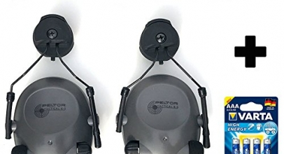 Cascos electrónicos Peltor Tactical